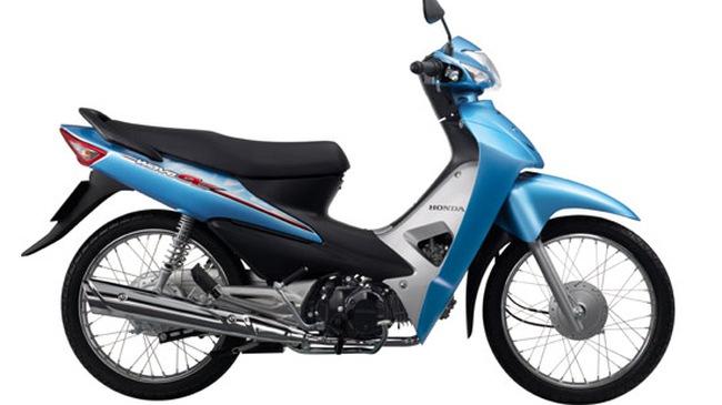 Honda Việt Nam ra mắt Wave Alpha phiên bản mới