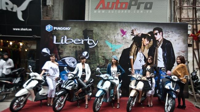 """54 triệu đồng: giá cuối cho Liberty """"made in Việt Nam"""""""