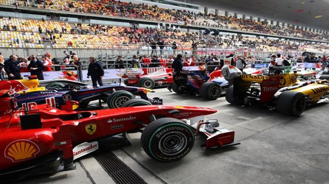 Trường đua Thượng Hải bị FIA điều tra