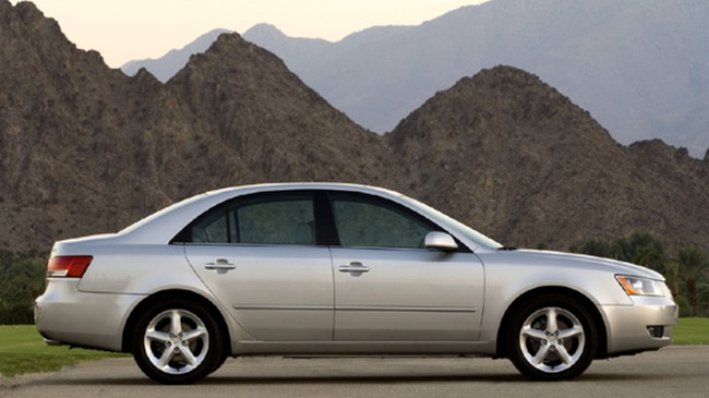 Hyundai Sonata: Xe đã qua sử dụng cho giới trẻ