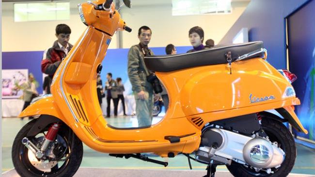 """Piaggio Vespa S 125cc i.e - Lựa chọn thời """"bão giá"""""""