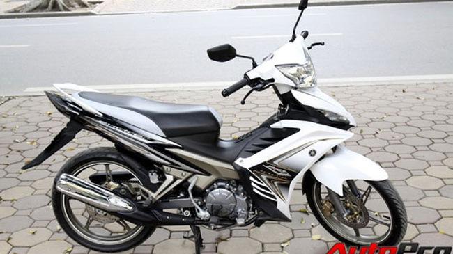 Yamaha Exciter RC 2011: Chưa thật sự mạnh mẽ