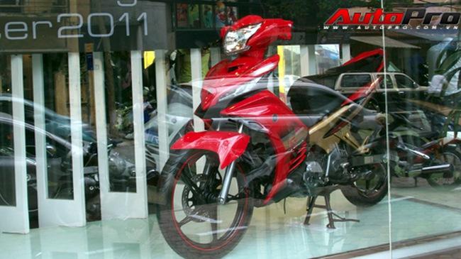 Yamaha Exciter 2011: bài ca tăng giá