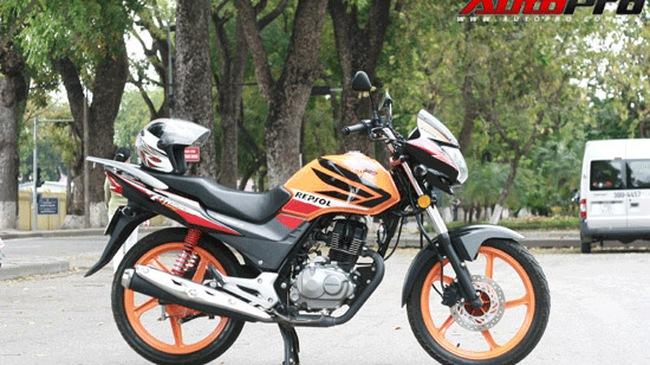 Honda Fortune Repsol 125: Mẫu xe côn tay dành cho thành thị