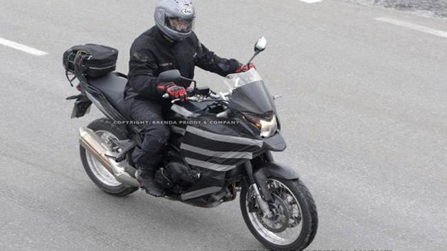 VR4 Crosstourer – Dòng xe mới của Honda