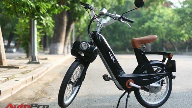 Trải nghiệm xe đạp điện trị giá 57 triệu đồng