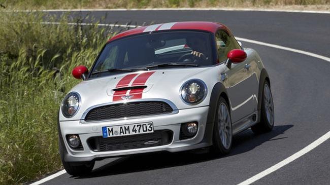 """""""Mục sở thị"""" MINI Cooper Coupe 2012 hoàn toàn mới"""