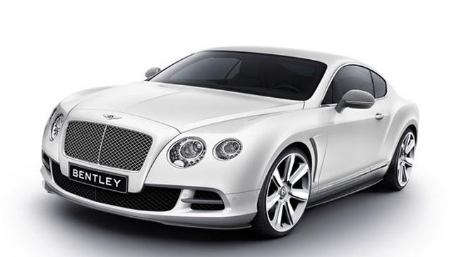 Bentley Continental GT thêm phong cách với gói phụ kiện mới