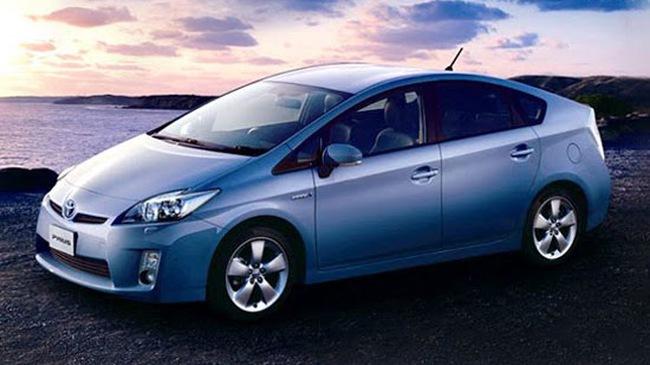Toyota Prius biến thành máy phát điện