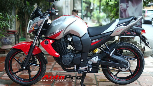 Yamaha FZ-S: Naked Bike phân khối nhỏ