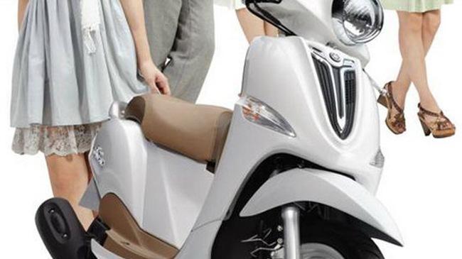 Yamaha Nozza - Đối thủ mới của Honda Lead và SYM Attila
