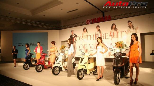 Xe ga Yamaha Nozza có giá 33,9 triệu đồng