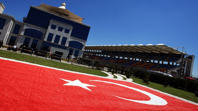 Thổ Nhĩ Kỳ bị loại khỏi F1 2012