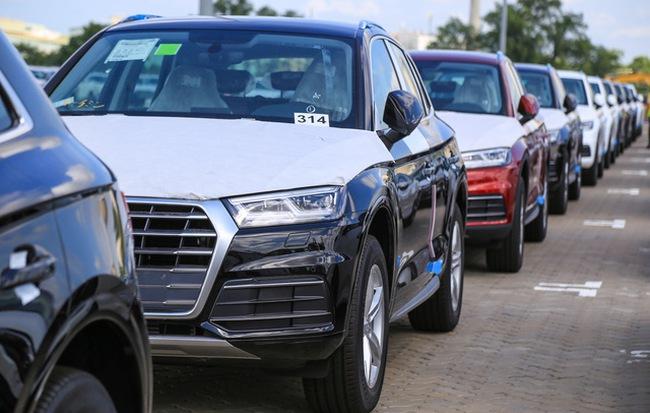 Audi Q5 phiên bản đặt biệt APEC 2017 cập bến Việt Nam
