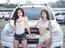 Những cô nàng rửa xe gợi cảm bên Chevrolet Colorado