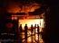 Hà Đông: Gara xe ô tô bất ngờ bốc cháy trong đêm