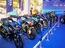 Dàn Yamaha Exciter độ tụ họp trong sự kiện giao lưu với Valentino Rossi tại Việt Nam
