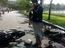 Sài Gòn: Thanh niên cầm lái BMW S1000RR đâm xe máy khiến 1 người bất tỉnh tại chỗ