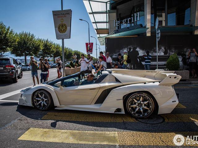 Chiếc Lamborghini Veneno giả cầy này có lẽ chẳng thuyết phục được ai ngoài chủ nhân của nó - Ảnh 2.