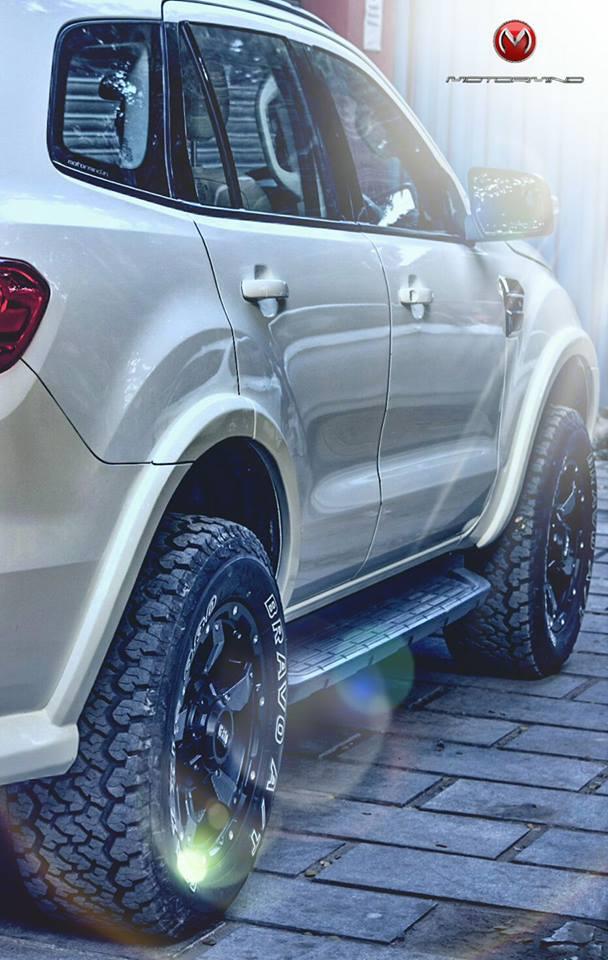 Ford Everest thế hệ mới độ theo phong cách khủng long F150 Raptor - Ảnh 9.