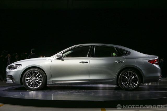 Hyundai Azera thế hệ mới vừa ra mắt đã bán chạy như tôm tươi - Ảnh 3.
