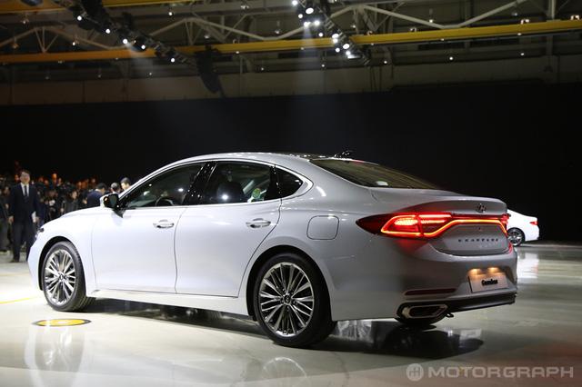 Hyundai Azera thế hệ mới vừa ra mắt đã bán chạy như tôm tươi - Ảnh 5.