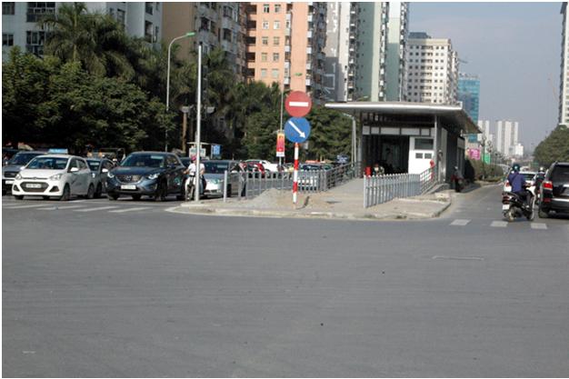 Mục sở thị tuyến buýt nhanh Hà Nội sắp vận hành - Ảnh 2.