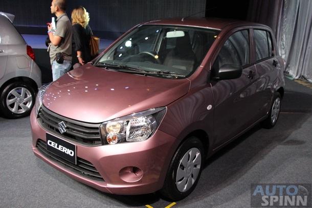 Suzuki Celerio ra mắt thị trường Thái Lan