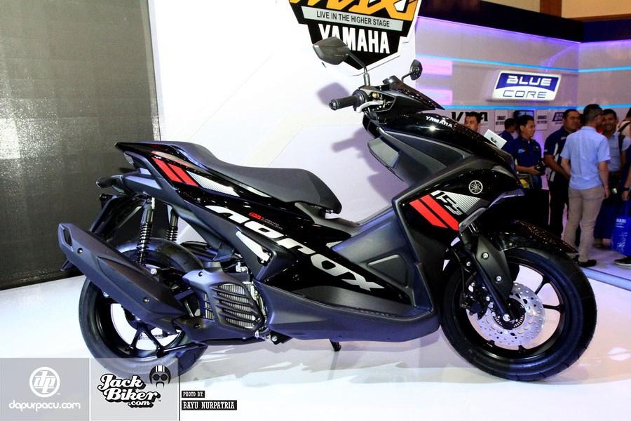 Xe Ga Yamaha Nvx 155 Ra Mắt Indonesia