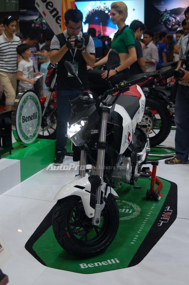 Đối thủ Honda MSX125, Benelli TNT125 chốt giá 42 triệu Đồng - Ảnh 2.