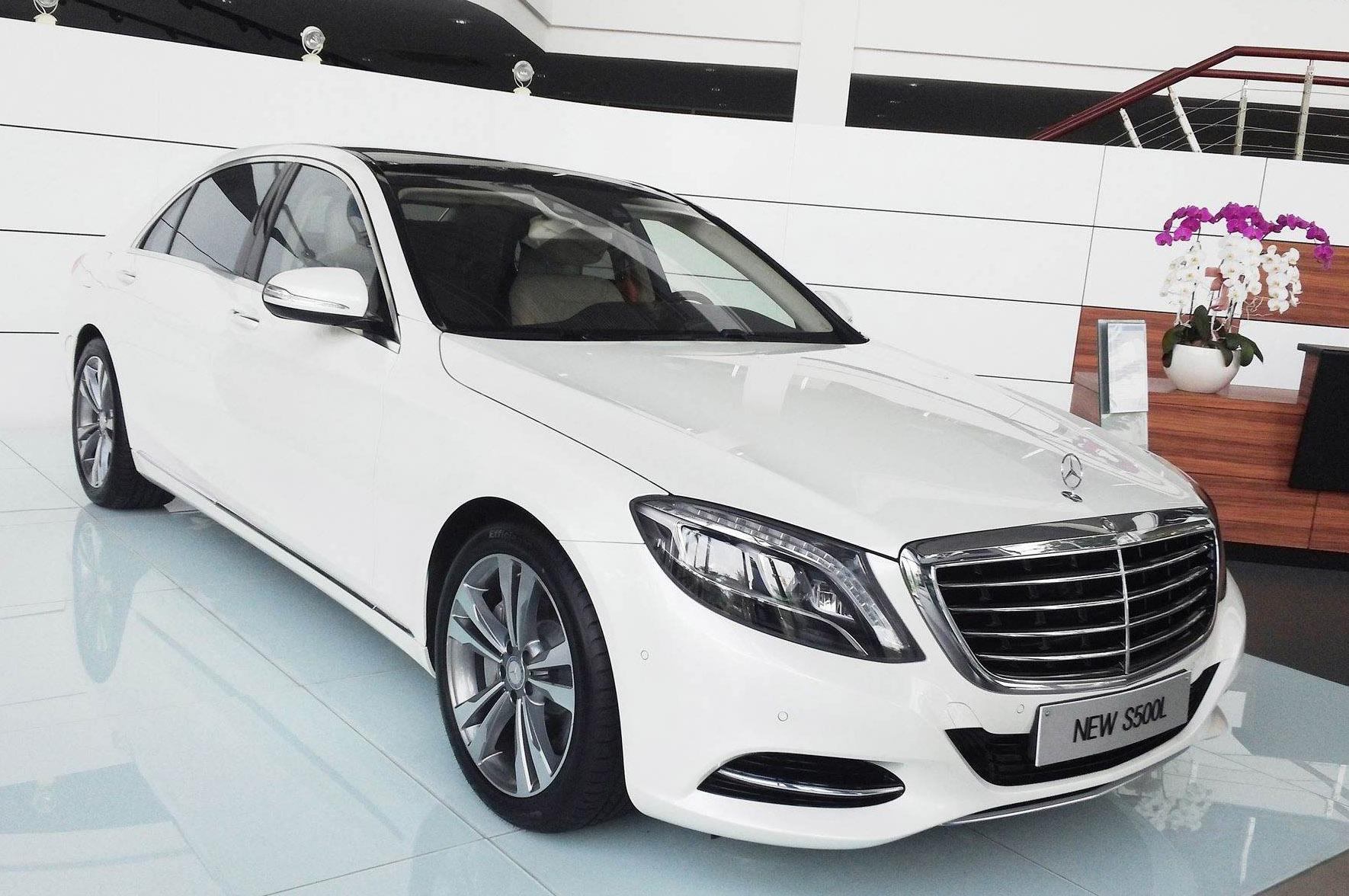 Th vi t ph ph p mercedes benz s500l th nh s65 amg for Mercedes benz 663