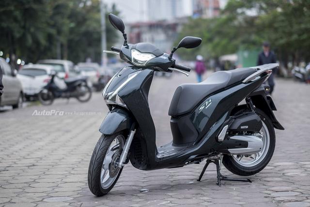 5 mẫu xe máy gây sóng gió thị trường Việt trong năm 2016 - Ảnh 2.