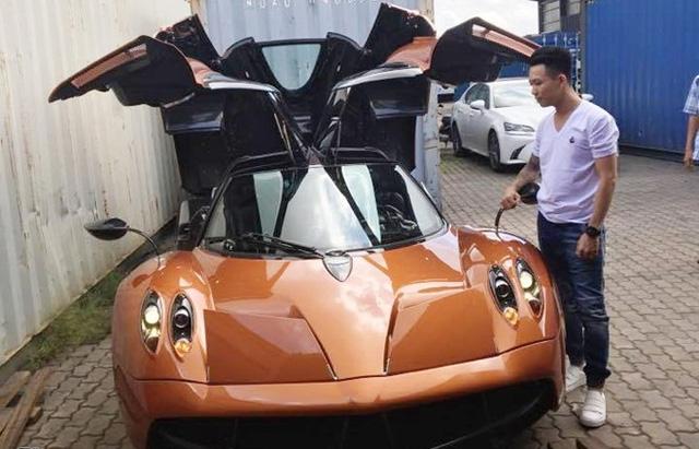4 siêu xe cực đắt và cực hiếm cập bến Việt Nam trong năm 2016 - Ảnh 2.