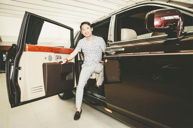Bị truy thu thuế gần 50 tỷ đồng, Rolls Royce Việt Nam nói gì? - Ảnh 1.
