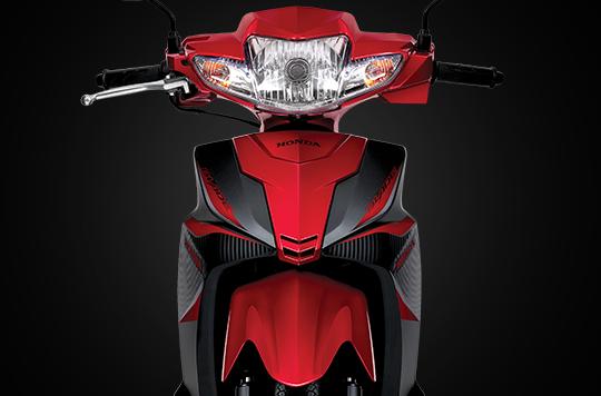 Honda Blade 110 2017 ra mắt với màu sơn và tem xe mới, giá từ 18,6 triệu Đồng - Ảnh 1.