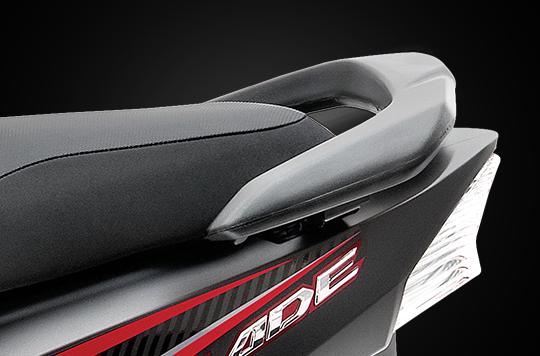 Honda Blade 110 2017 ra mắt với màu sơn và tem xe mới, giá từ 18,6 triệu Đồng - Ảnh 3.