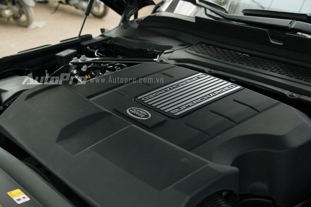 Range Rover 12 tỷ Đồng của đại gia Quảng Ninh sở hữu biển tứ quý đẹp mắt - Ảnh 4.