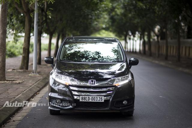 Honda Odyssey 2018 với thiết kế khác xe ở Việt Nam chính thức được vén màn - Ảnh 3.
