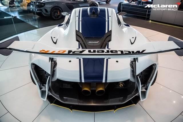 1 trong 35 chiếc McLaren P1 GTR trên toàn thế giới tìm chủ mới - Ảnh 9.