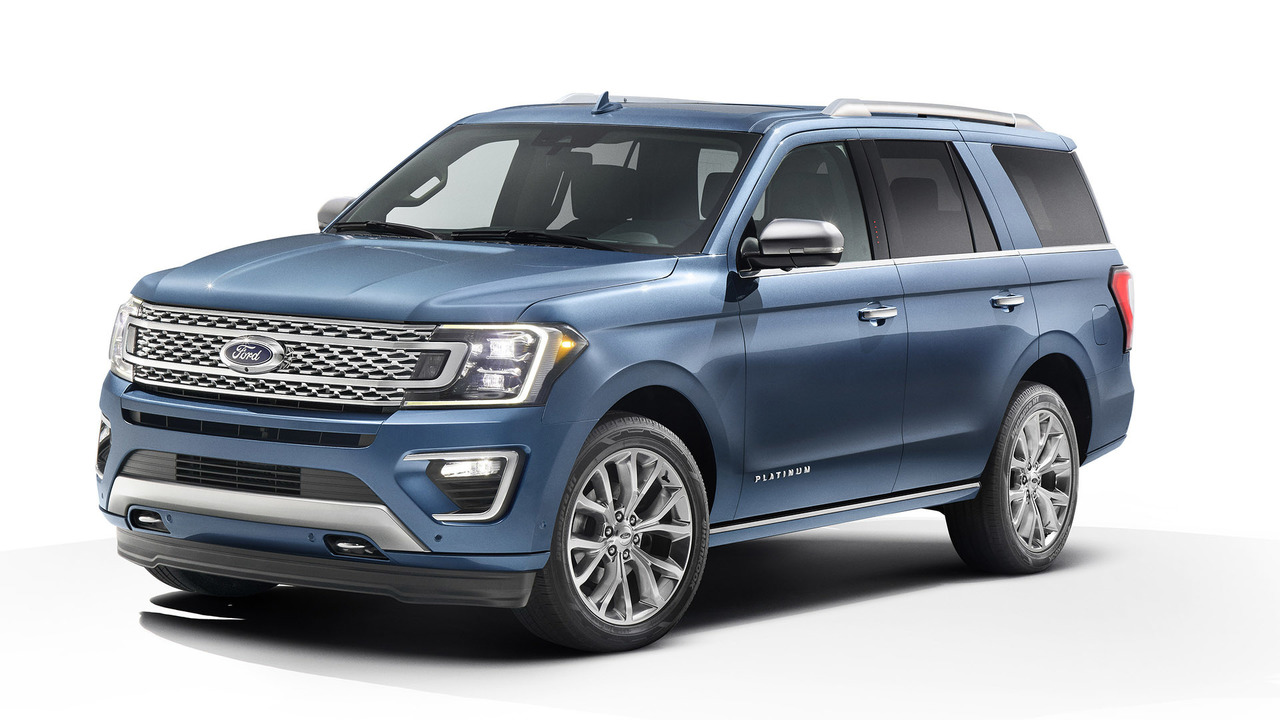 ford expedition trinh lang canh tranh toyota sequoia