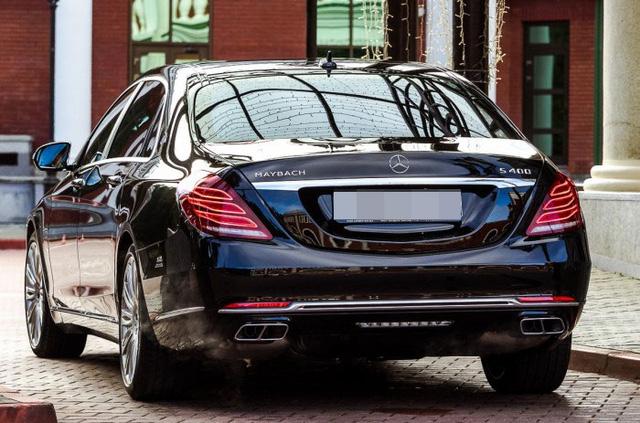 Rộ tin đồn Mercedes-Maybach S400 4Matic sẽ ra mắt Việt Nam trong tháng này - Ảnh 1.