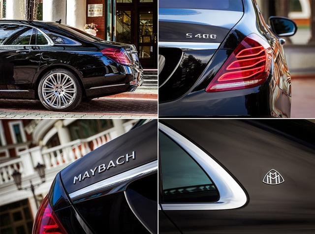 Rộ tin đồn Mercedes-Maybach S400 4Matic sẽ ra mắt Việt Nam trong tháng này - Ảnh 2.