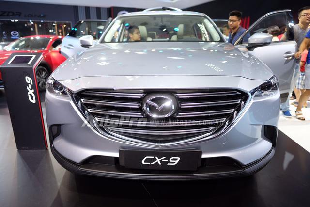 Bắt gặp crossover 7 chỗ Mazda CX-9 2017 trên đường phố Việt Nam - Ảnh 4.
