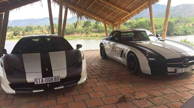 Bộ sưu tập xe Rolls-Royce của ông chủ cà phê Trung Nguyên - Ảnh 4.