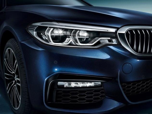 BMW 5-Series trục cơ sở dài hiện nguyên hình, giá từ 1,47 tỷ Đồng - Ảnh 4.