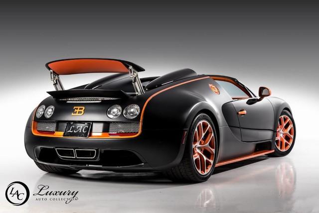 Võ sỹ triệu phú Floyd Mayweather rao bán cặp đôi siêu xe Bugatti Veyron - Ảnh 6.
