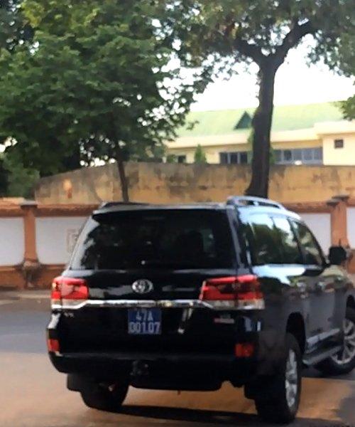 Đắk Lắk: Ngân hàng tặng Land Cruiser V8 đưa đón Bí thư Tỉnh ủy - Ảnh 3.