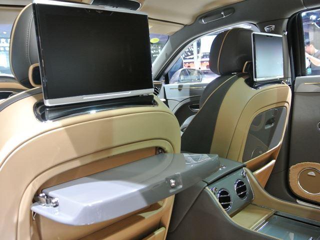 Xe siêu sang Bentley Mulsanne phiên bản vàng ra mắt nhà giàu Trung Quốc - Ảnh 6.