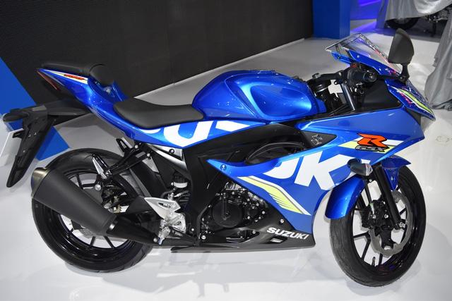 Cặp mô tô 150 phân khối giá rẻ của Suzuki sắp ra mắt Việt Nam - Ảnh 3.