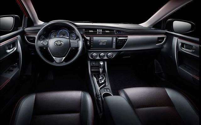 Làm quen với một Toyota Corolla 2017 mang thiết kế khác biệt - Ảnh 6.